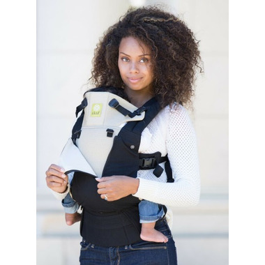 Lillebaby Complete All Seasons Baby Carrier Black & Camel