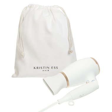 Kristin Ess Hair Space Saving Compact Pro Dryer