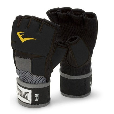 Evergel Hand Wraps Large Black