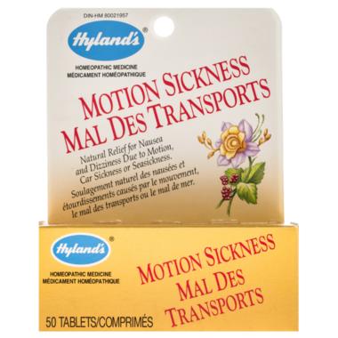 Hyland\'s Motion Sickness