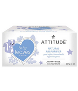 ATTITUDE Baby Leaves Air Purifier Night Almond Milk