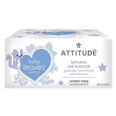 ATTITUDE Baby Leaves Air Purifier Night Almond Milk