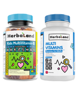 Herbaland Multivitamin Bundle
