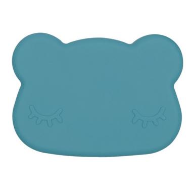 We Might Be Tiny Bear Snackie Blue Dusk
