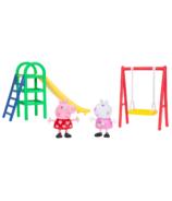 Peppa Pig Playtime Fun Playground Fun
