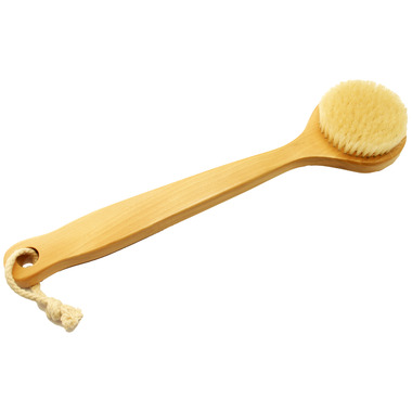 Axel Kraft Wooden Round Head Bath Brush
