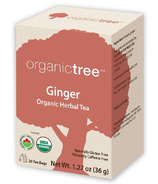 OrganicTree Organic Ginger Tea