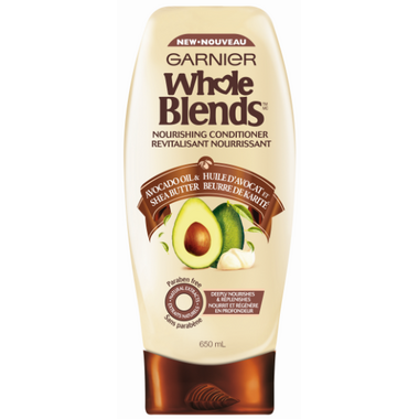 Garnier Whole Blends Avocado Oil Shea Butter Nourishing Conditioner