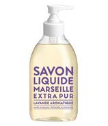 Compagnie de Provence Marseille Liquid Soap Aromatic Lavender