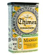 Chimes Mango Ginger Chews Tin