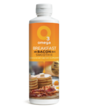 O3 Omega3 Smoothie Breakfast with Bacon