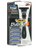 BIC Hybrid 4 Advance Razor