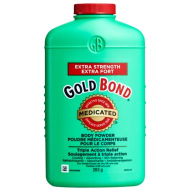 Gold Bond Medicated Body Powder Extra Strength