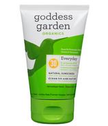 Goddess Garden Sunscreen Lotion