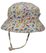 Puffin Gear Camp Hat Dinosaur Gathering
