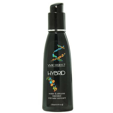 Wicked Sensual Care Hybrid Water & Silicone Blended Lubricant