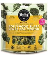 Healthy Crunch Kale Chips Bollywood Blast
