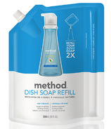Method Dish Soap Refill in Sea Minerals