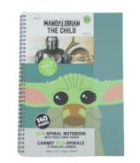 greenre Eco-Mandalorian Spiral Soft Cover Notebook