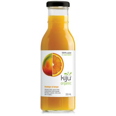 Kiju Organic Mango Orange Juice