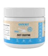 OUTCAST Just Creatine Unflavoured