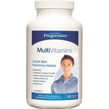 Progressive MultiVitamins for Adult Men