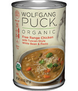 Wolfgang Puck Organic Free Range Chicken with Tuscan White Beans & Pesto