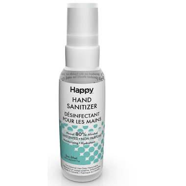 Happy Hand Sanitizer Spray