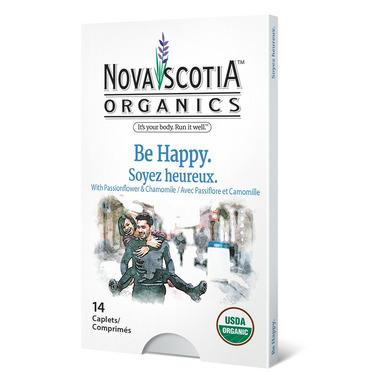 Nova Scotia Organics Be Happy Formula