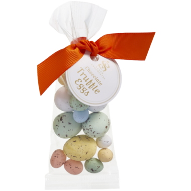 Saxon Chocolates Truffle Eggs