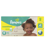 Pampers Swaddlers Economy Pack Plus