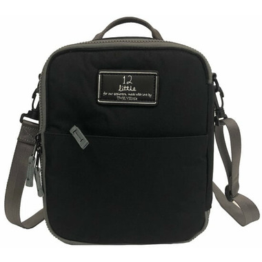 TWELVELittle Adventure Lunch Bag Black