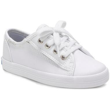 Keds Little Kids Kickstart Core Jr. Sneaker White
