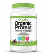 Orgain Organic Plant Protein Creamy Chocolate Fudge