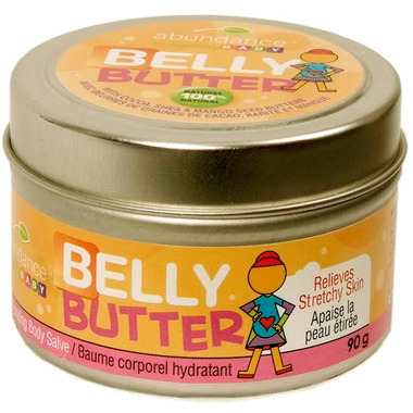 Abundance Naturally Baby Belly Butter Skin Salve