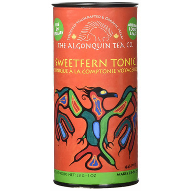 The Algonquin Tea Co. Sweetfern Tonic