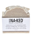 Buck Naked Soap Company Rhassoul Clay Shampoo Bar