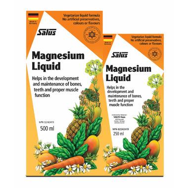 Salus Haus Magnesium Liquid Bonus Pack