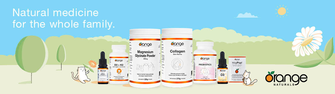 Shop Orange Naturals at Well.ca