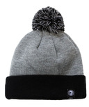 Headster Kids Black 2 Tone Toque