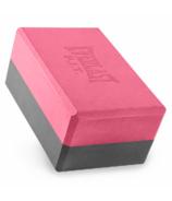 Everlast Yoga Brick Two Tone Pink