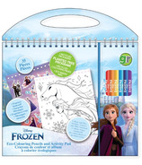 greenre Eco-Disney Frozen Colouring Pencils and Activity Pad