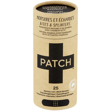 Patch Activated Charcoal Adhesive Bandage