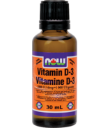 NOW Foods Extra Strength Liquid Vitamin D3
