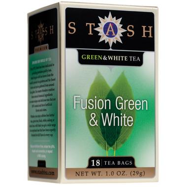 Stash Fusion Green & White Tea