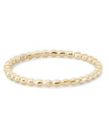 Bluboho Abacus Ring 10k Yellow Gold Size 6