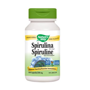 Nature\'s Way Spirulina