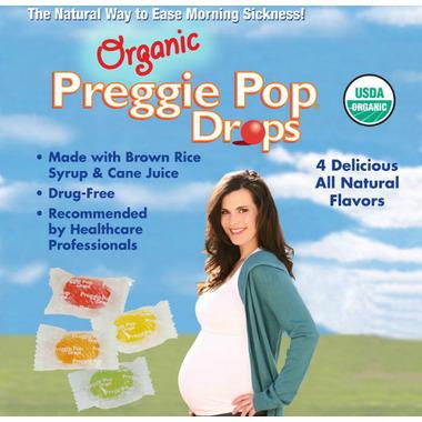 Preggie Pop Drops Organic