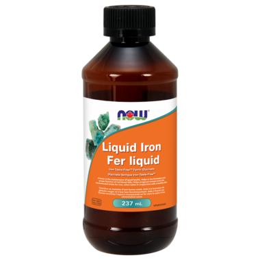 NOW Foods Liquid Iron