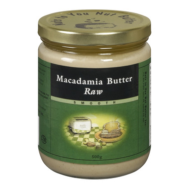 Nuts to You Macadamia Butter
